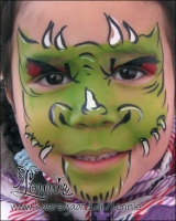 Lonnies-ansigtsmaling-taastrup-bymidte-halloween-04