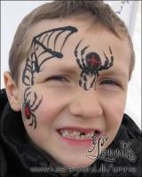 Lonnies-ansigtsmaling-taastrup-bymidte-halloween-06