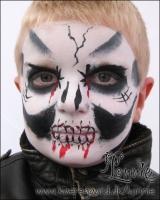 Lonnies-ansigtsmaling-taastrup-bymidte-halloween-11