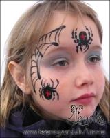 Lonnies-ansigtsmaling-taastrup-bymidte-halloween-13