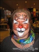 Lonnies-ansigtsmaling-jul-Herlev-Bibliotek-05