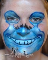 Lonnies-ansigtsmaling-snegle-nybolig-e
