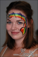 Lonnies-ansigtsmaling_Copenhagen-Pride-2012-03