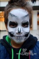 Lonnies-Ansigtsmaling_Halloween-Lyngby-Storcenter-2013-02