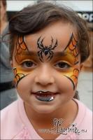 Lonnies-Ansigtsmaling_Halloween-Lyngby-Storcenter-2013-13