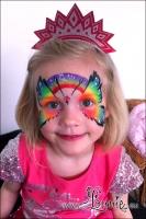 Lonnies-ansigtsmaling_Prinsesse-foedselsdag-2014