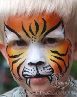 Lonnies_ansigtsmaling-Tiger
