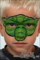 Lonnies_ansigtsmaling-Yoda