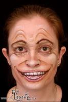 Lonnies_Ansigtsmaling_freaky-smile