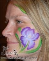 Lonnies_ansigtsmaling-Iris