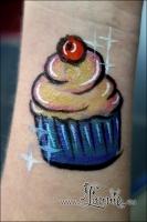 Lonnies_ansigtsmaling-Cupcake