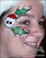 Lonnies_ansigtsmaling-Jack-Skellington-kristtjoern