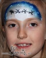 Lonnies_ansigtsmaling-Julemandens-kane