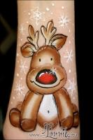 Lonnies_ansigtsmaling-Rudolf3