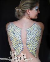 Lonnies_ansigtsmaling-Stine-engel1