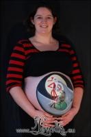 Lonnies_ansigtsmaling-gravid-Nightmare-before-christmas-03