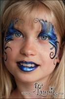 Lonnies_ansigtsmaling-BlueTeenEye3