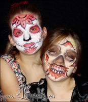 Lonnies_ansigtsmaling-Halloween-2014-sugar-skull-zombie
