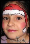 Lonnies-ansigtsmaling-jul-Herlev-Bibliotek-01thumb