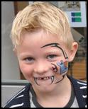 Lonnies-ansigtsmaling-snegle-nybolig-Korsoer-04thumb