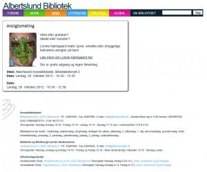 Lonnies-ansigtsmaling-Albertslund-Bibliotek-2012-09