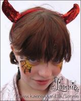 Lonnies-ansigtsmaling-taastrup-bymidte-halloween-01