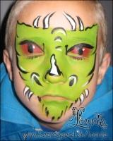 Lonnies-ansigtsmaling-taastrup-bymidte-halloween-29