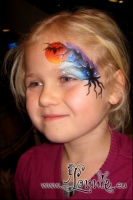 Lonnies-ansigtsmaling-Halloween_i_Lyngby_Storcenter-2012-09