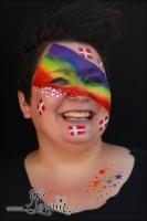 Lonnies-ansigtsmaling_Copenhagen-Pride-2013-02