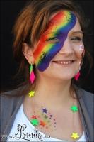 Lonnies-ansigtsmaling_Copenhagen-Pride-2013-06