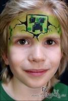 Lonnies_Ansigtsmaling_Minecraft-Creeper-panden.jpg
