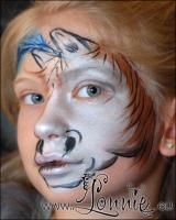 Lonnies_ansigtsmaling-Cirkushest