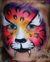 Lonnies_ansigtsmaling-Leopard