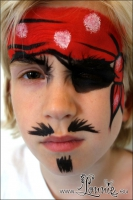 Lonnies_ansigtsmaling-Pirat-1