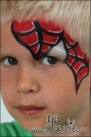 Lonnies_ansigtsmaling-hurtig-spiderman