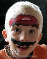 Lonnies_ansigtsmaling-super-mario