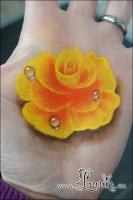 Lonnies_ansigtsmaling-Rose-droplets