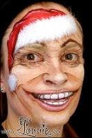 Lonnies_ansigtsmaling-freaky-julemand2
