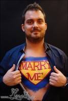 Lonnies_Ansigtsmaling_Superman_Marry-Me
