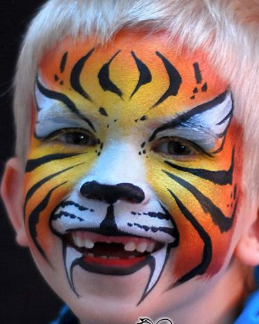 Lonnies_ansigtsmaling-Tiger4slideshow