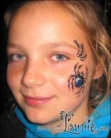 Lonnies-ansigtsmaling-Halloween-Taastrup-2011-01