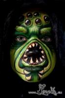 Lonnies_Ansigtsmaling_Matteos-monster1